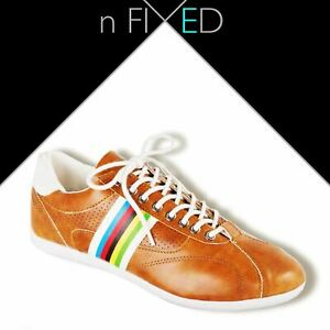 Vintage Cycling Style Shoes Casual Fashion