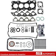 Full gasket set Head bolts Fits 94-01 Acura Integra GSR Type-R B18C1 B18C5
