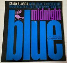 "Kenny Burrell Blue Note 4123 LP ""Midnight Blue"" NY,USA Van Gelder EAR Mono"