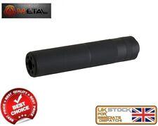 M-ETAL UNIVERSAL BARREL EXTENSION 155mm LONG AIRSOFT ASG AEG ME02011-BK