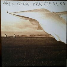 NEIL YOUNG~TEST PRESSING~FACTORY SEALED~PRAIRIE WIND ~. INCLUDES CLASSIC COVER