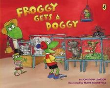 Froggy Gets a Doggy (Paperback or Softback)