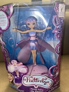 Flutterbye Flying Ocean Fairy New in Box Spin Master