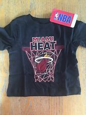 Miami Heat Shirt Tshirt Toddler Baby Boys 9-12 Months