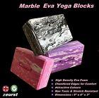 Yoga Pilates Block brick Zuerst Individual or 2 x stretching exercise