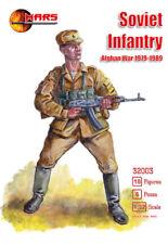 Mars 1/32 Soviet infantry Afghan War 1979 - 1989 # 32003