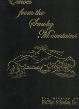 Echoes From The Smoky Mountains Phillips & Jordan History Robbinsville Knoxville