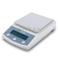 5 kg x 0.1g Lab Digital Balance Scale LED Electronic Precision Weight