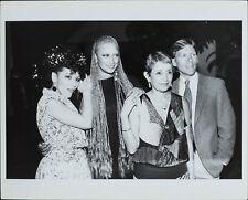 Yamil Borges, Michele Mais, Patricia Birch, Tom Moore ORIGINAL PHOTO HOLLYWOOD