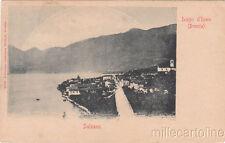 * SULZANO  - Lago d'Iseo  1911