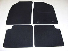 Ford Ka 2009-13 Fully Tailored Car Mats in Black