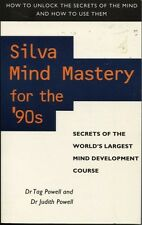 Silva Mind Mastery for the 90s  the World's Largest Mind Development in stock pb