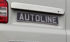 VW VOLKSWAGEN T5 TRANSPORTER CHROME REAR DOOR HANDLE COVER BOOT TAILGATE TRIM