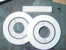(2) Powermatic planer grinding wheels AND one jointing