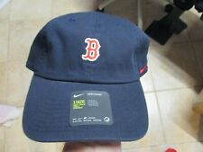2f789316 NIKE BOSTON RED SOX HAT (ADJUSTABLE) NWT $28 NAVY W/WHITE