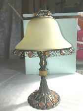 New Partylite Retired Paris Retro Tealight Lamp. Nib