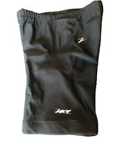 Zoot Triathlon Tights Shorts (Womens Large) Black