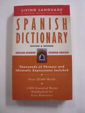 Spanish Dictionary Living Language