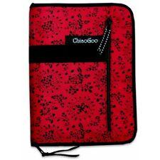 ChiaoGoo Needle Case for Tunische Crochet Hooks 20x15 Cm Cg2574