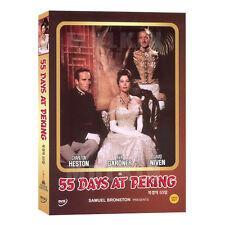 55 Days At Peking (1963) DVD - Charlton Heston, Ava Gardner (*New *All Region)