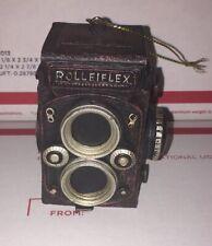 Rolleiflex Movie Camera Christmas Tree Ornament