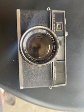 MAMIYA SUPER DELUXE SEKOR 48mm F1.7 Lense In Case