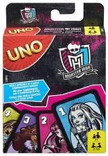 UNO (kartenspiel) Monster High 0887961100839
