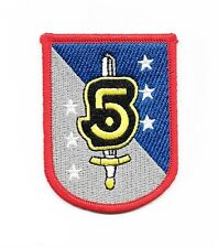 "Babylon 5 TV Series Shield Logo Uniform Embroidered Shoulder 3"" Premium PATCH"