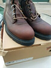 Red Wing Shoes Extra Wide EE+ Steel Toe