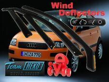 Audi A2 2000 -  5.doors  Wind deflectors 4.pc set HEKO 10211
