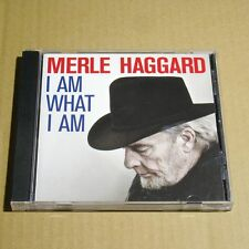 Merle Haggard - I Am What I Am USA CD MINT Country #O04