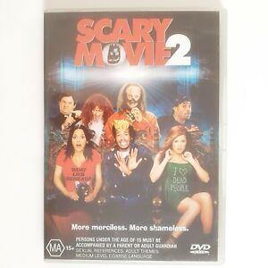 Scary Movie 2 Movie DVD Region 4 AUS Free Postage - Spoof Comedy Wayans