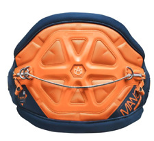 Manera Exo Kite Harness Blue/Orange Large