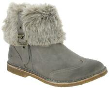 Kickers Stiefeletten Crepon 2 Gris  Bear Brash + Fourrure 390391-50123