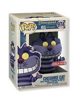 Funko Pop Cheshire Cat Target Exclusive #974 Disneyland 65th Anniversary In Hand