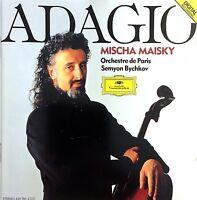 Mischa Maisky, Orchestre De Paris, Semyon Bychkov CD Adagio - Europe (M/EX)