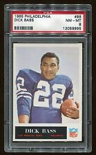 1965 Philadelphia #86 Dick Bass *Rams* PSA 8 NM-MT #12059995