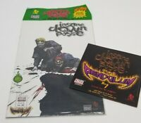 Psychopathic Record - The Pendulum 7 Comic Book & CD insane clown posse twiztid