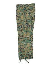 US ACU Combat Tactical Army woodland digital Ripstop Feldhose Hose pants M