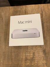 Apple Mac Mini Desktop 1.4GHz Core i5 4GB RAM 500GB HDD