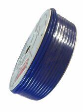 8 mm Polyurethane Pneumatic Tube  Metric Tubing OD:8 mm ID:5.5 mm 325 Ft Blue