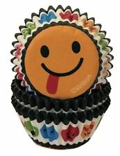Emoji Cupcake Mini Baking Cups 100 ct. from Wilton #1637