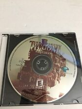 RAILROAD TYCOON PLATINUM PC CD ROM-TESTED-RARE COLLECTIBLE VINTAGE-SHIPS N 24HRS