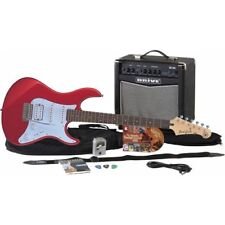 Yamaha GigMaker Electric Guitar Starter Pack - Metallic Red