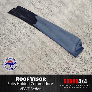 ROOF VISOR FOR HOLDEN COMMODORE VE VF SS/SV6/SS V/OMEGA SEDAN REAR SPOILER