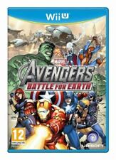Marvel The Avengers Battle For Earth - Nintendo Wii U MINT - FAST DELIVERY