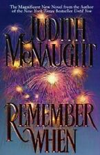 Remember When by Judith McNaught, Good Book