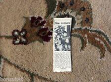 k1-6 ephemera 1966 picture linda andrew clifford corsham