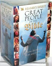Great People of the Bible 6 DVD Box Readers Digest History Jesus Mary Nazareth