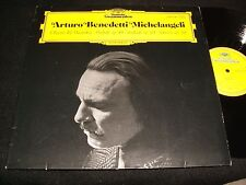 CHOPIN°10 MAZURKAS <>BENEDETTI MICHANGELI<>Lp VINYL~Germany Pressing~DGG 2530236